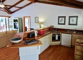 Kitchen at Imani