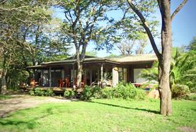 Imani Bush House after the rains!