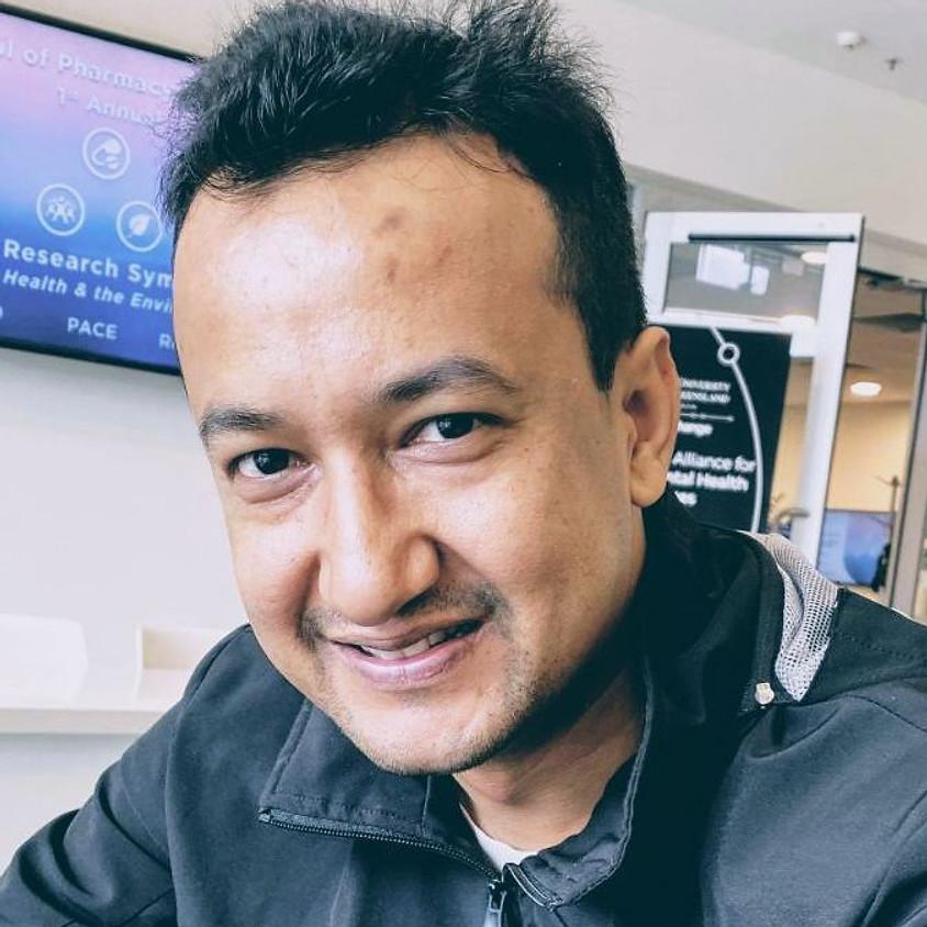 Medicines: How they reach people for use? Speaker: Dr Shakti Shrestha (WEBINAR from AUSTRALIA)