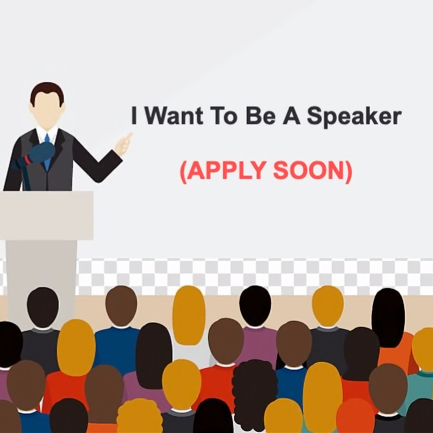 TBD (Please Apply by going to Speakers and Sponsors section of our website) (4)