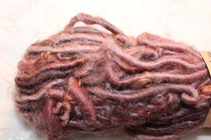 MP16 - Leicester Long Wool, Lock Spun