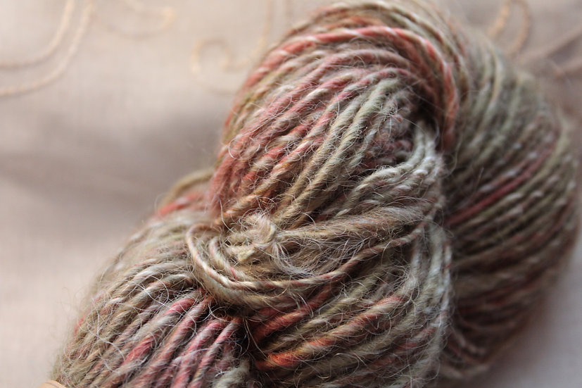 GRN15 - Leicester Long Wool + Merino