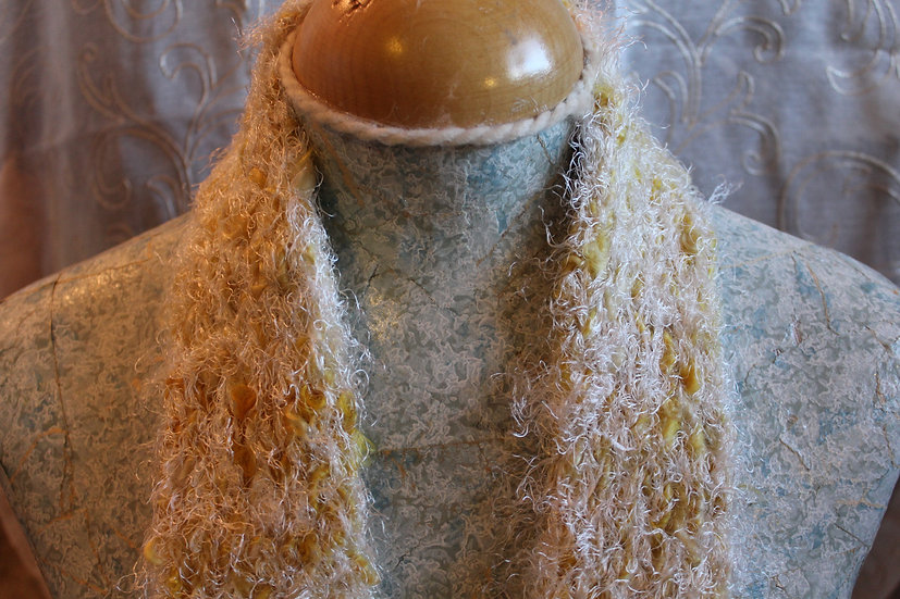Lincoln Long Wool Scarf