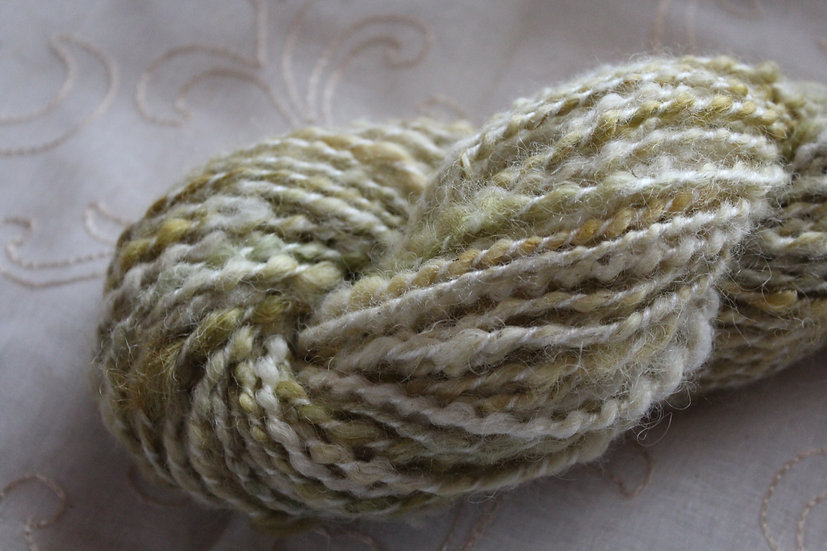 YB28 - Leicester  Long Wool, Plied