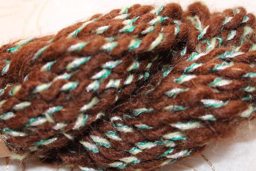 RB05 - 3 Ply - Shetland, Ribbon & Synthetic
