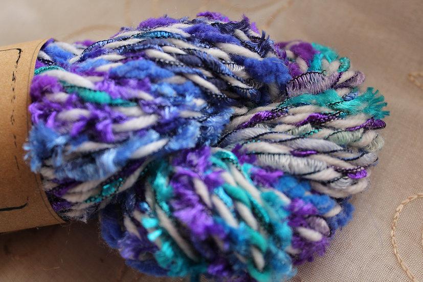 BLU01 - Shetland + Ribbon