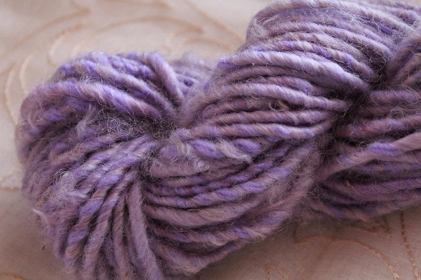 Leicester Long Wool, Lock & Core Spun