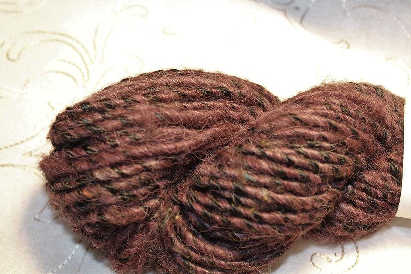 PUR26 - Alpaca - Shetland Blend