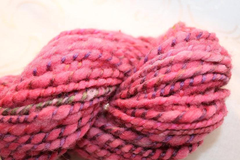 Leicester Long Wool x Cheviot, Coil Spun