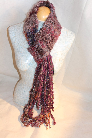 SCF37 - Mixed Fiber Scarf