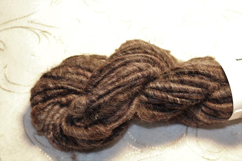 RB27 - Alpaca - Shetland Blend, Thick-Thin