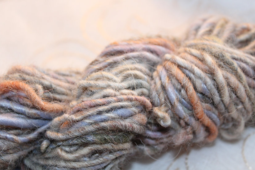 Mixed Fibers (wools)