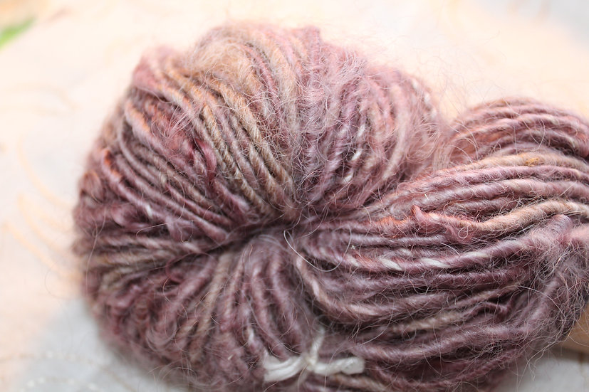 MP18 - Leicester Long Wool + Alpaca