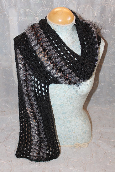 Synthetic Fiber Scarf