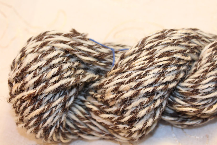YB17 - Virgin Wool - 3 Ply