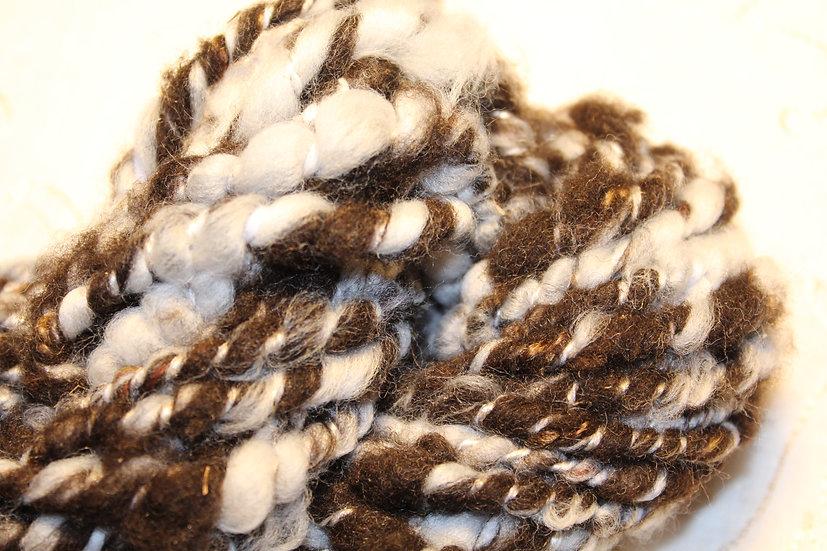 RB32 - Suri Alpaca - Shetland Blend, Coil Spun