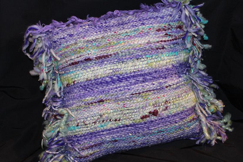 Woven Mixed Fiber Pillow
