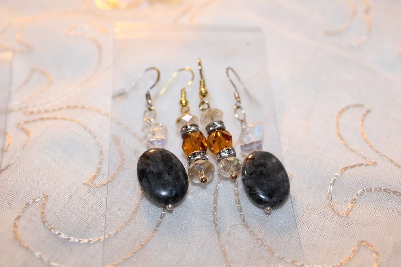 Labradorite / Crystal