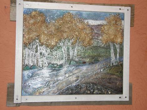 Cottonwood Creek_custom Piece