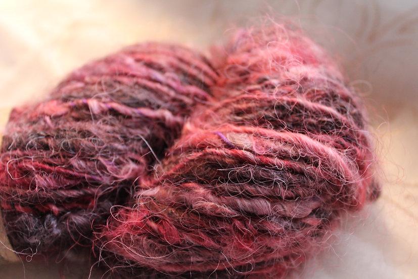 MP11 - Lincoln Long Wool, Lock-Spun