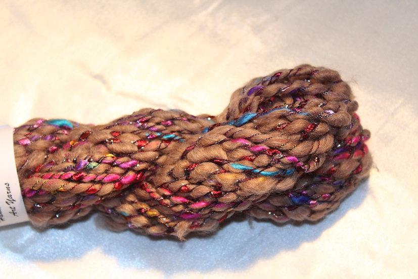 RB29 - Ribbon + Poly-Cotton, Coil Spun