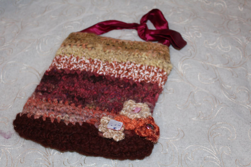copy of Mohair + Alpaca Woven Purse