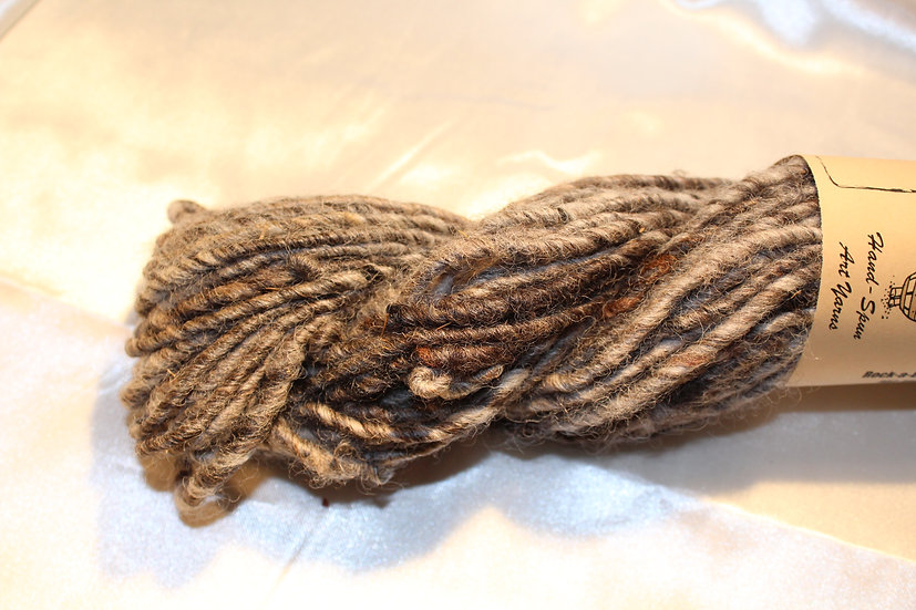 BWG41 - Leicester Long Wool x Cheviot + Leicester LW- Core Spun