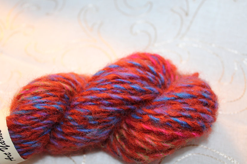 Mohair + Synthetic