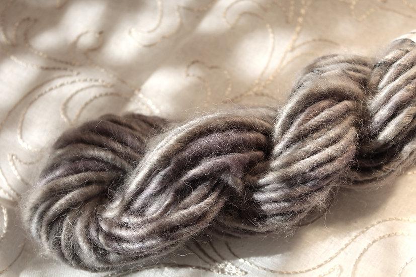 Leicester Long Wool - Llama Blend, Core Spun