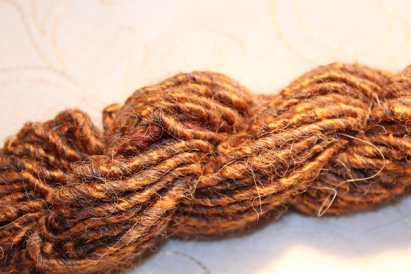 RB34 - Alpaca - Shetland Blend + Synthetic