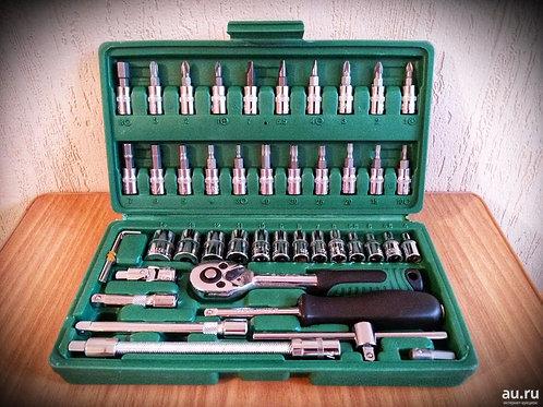 Набор инструмента SATA 46 предметов