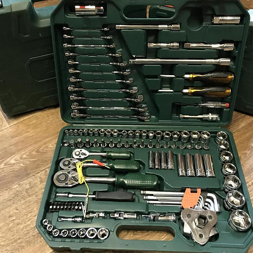 Набор инструмента SATA 121 предмет