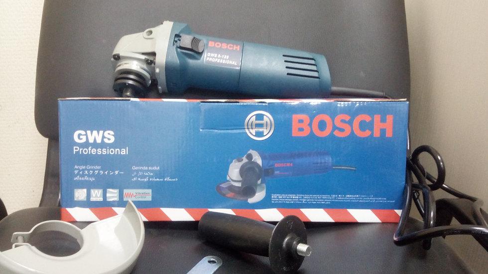 Углошлифовальная машина (болгарка) BOSСH GWS 8-125
