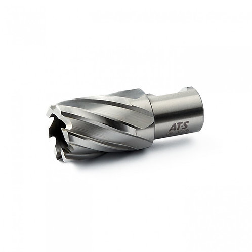 Сверло корончатое AT-S, HSS, L=30 мм, d=22 мм, арт. BS3022