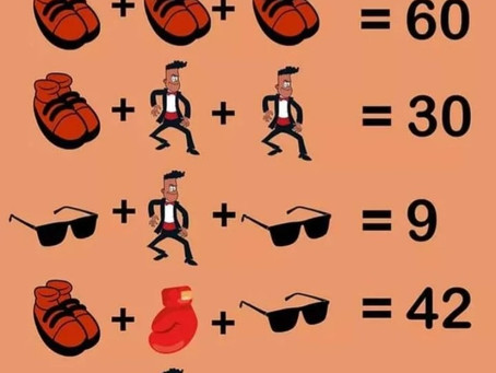 Tricky maths puzzle