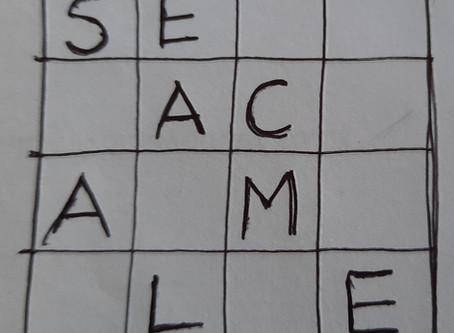 After the Mill news we need a puzzle to take our minds off it so try this little crossword