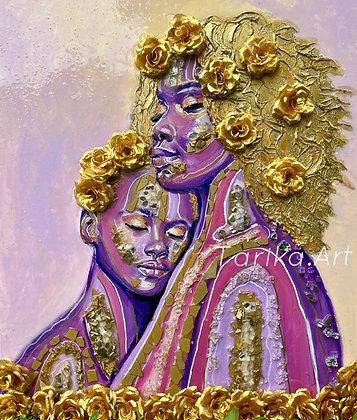 Mother's Love Prints