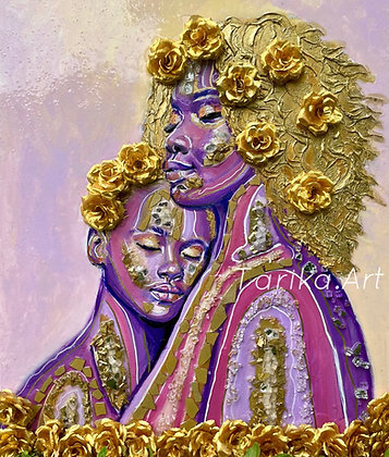 Mother's love (Original )