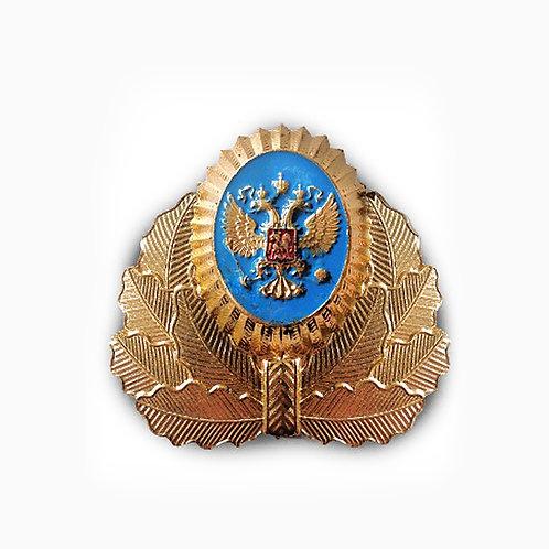 """Кокарда """"Генеральная прокуратура"""" большая"""
