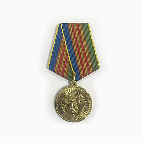 """Медаль """"Участнику торжественного марша"""" (солдат)"""
