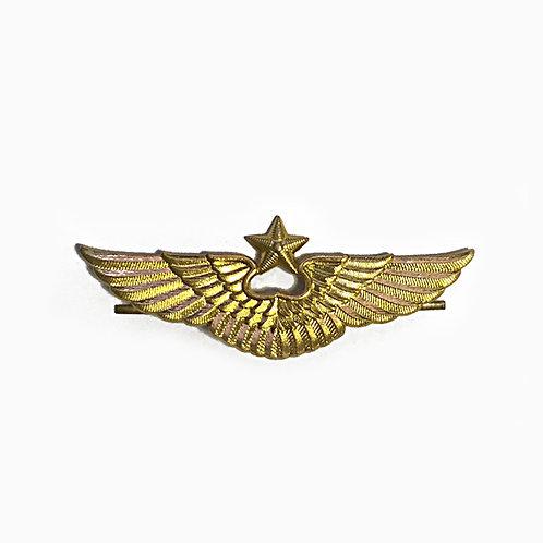 Эмблема на тулью фуражек ВВС МО РФ