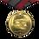 "Thumbnail: Медаль ""Ветеран боевых действий"""