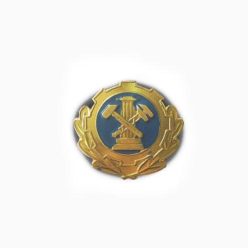 Эмблема на тулью ГТН