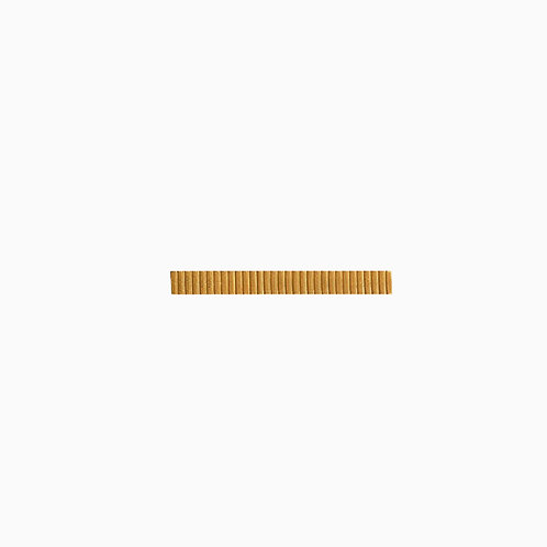 Лычка 5х45, золотая