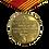 """Thumbnail: Медаль """"В ознаменование 100-летия Советской Армии и Военно-Морского Флота"""""""