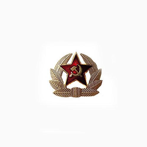 "Кокарда ""Советская армия"" зол."