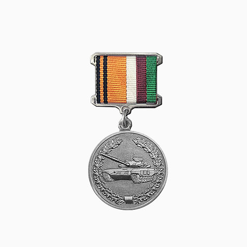 "Медаль МО ""За образцовую эксплуатацию бронетанк.."""