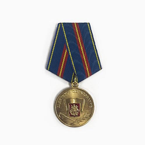 """Медаль """"За отличие"""" (1 ст.)"""
