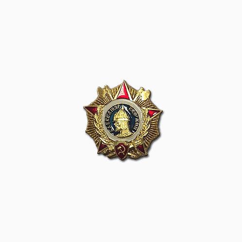 Значок Александр Невский