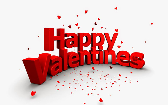Happy Valentines Day to all the Love Birds!!!